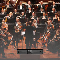 Orchestral Panning for Realism
