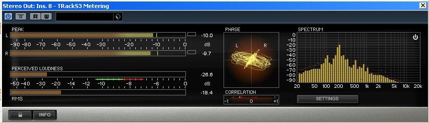Sound Metering