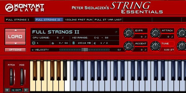 Peter Siedlaczek String Essentials