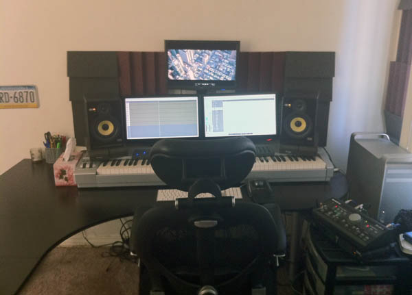 Ryan Leach - Studio