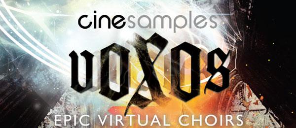 Cinesamples Voxos